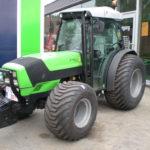 Agroplus 430 F met gazonbanden