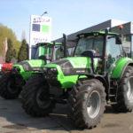 2 tractoren 6180 Algrobo